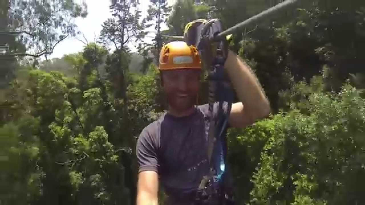 Sintra Canopy zipline